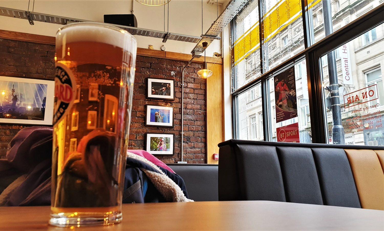 Cosa bere al 33 Oldham Street