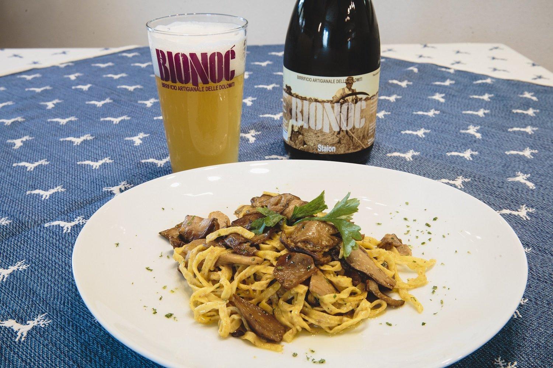 Abbinamenti birra Bionoc'