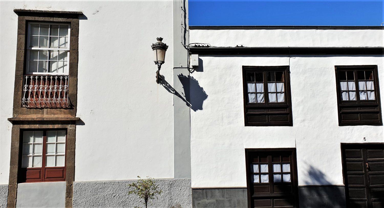 Palazzi e balconi Buenavista del Norte