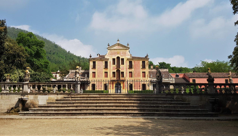 Palladio, le ville