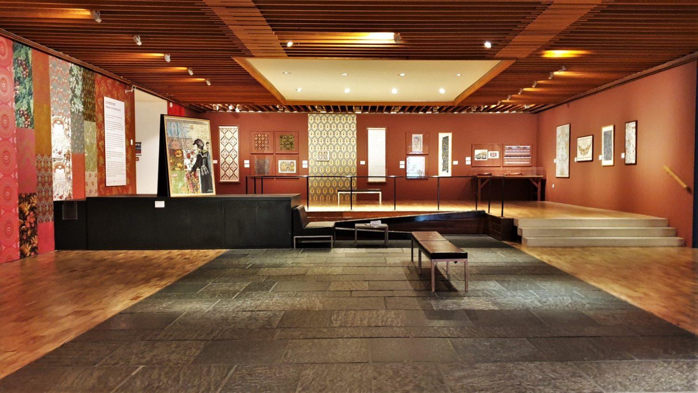 Sala tessuti Whitworth Gallery