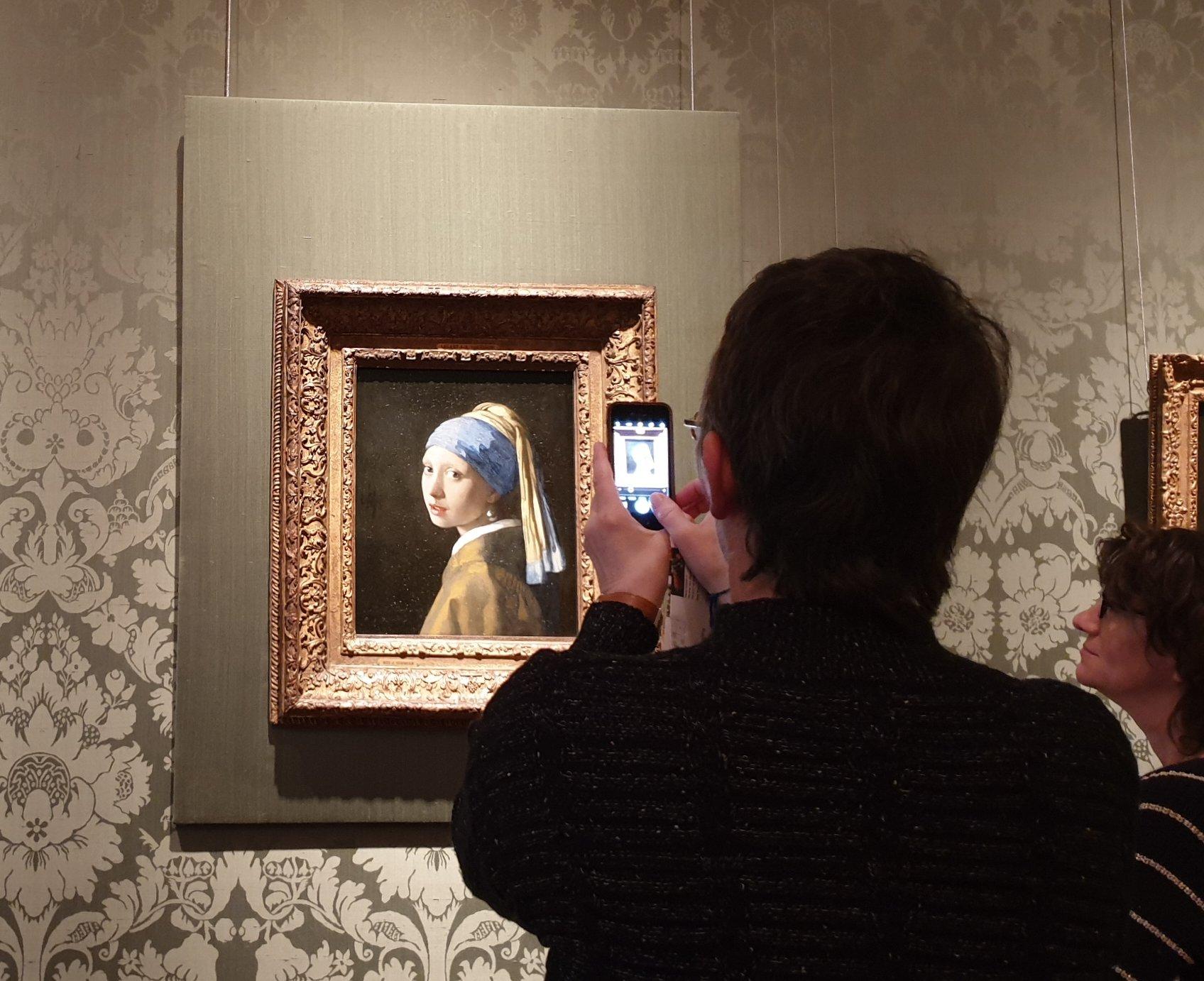 Vermeer e la Mauritshuis
