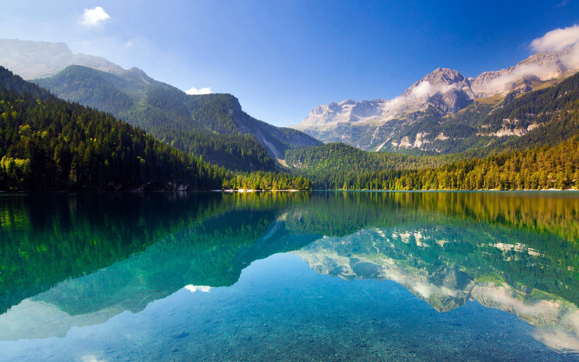 Lago di Tovel Trentino