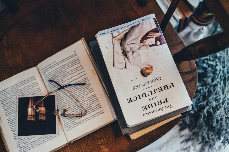 I luoghi legati ai libri