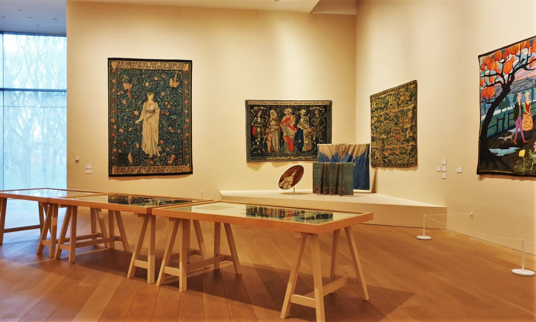 sala arazzi Whitworth Gallery