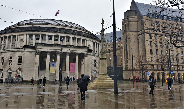 Cosa fare a Manchester Visitare la Central Library