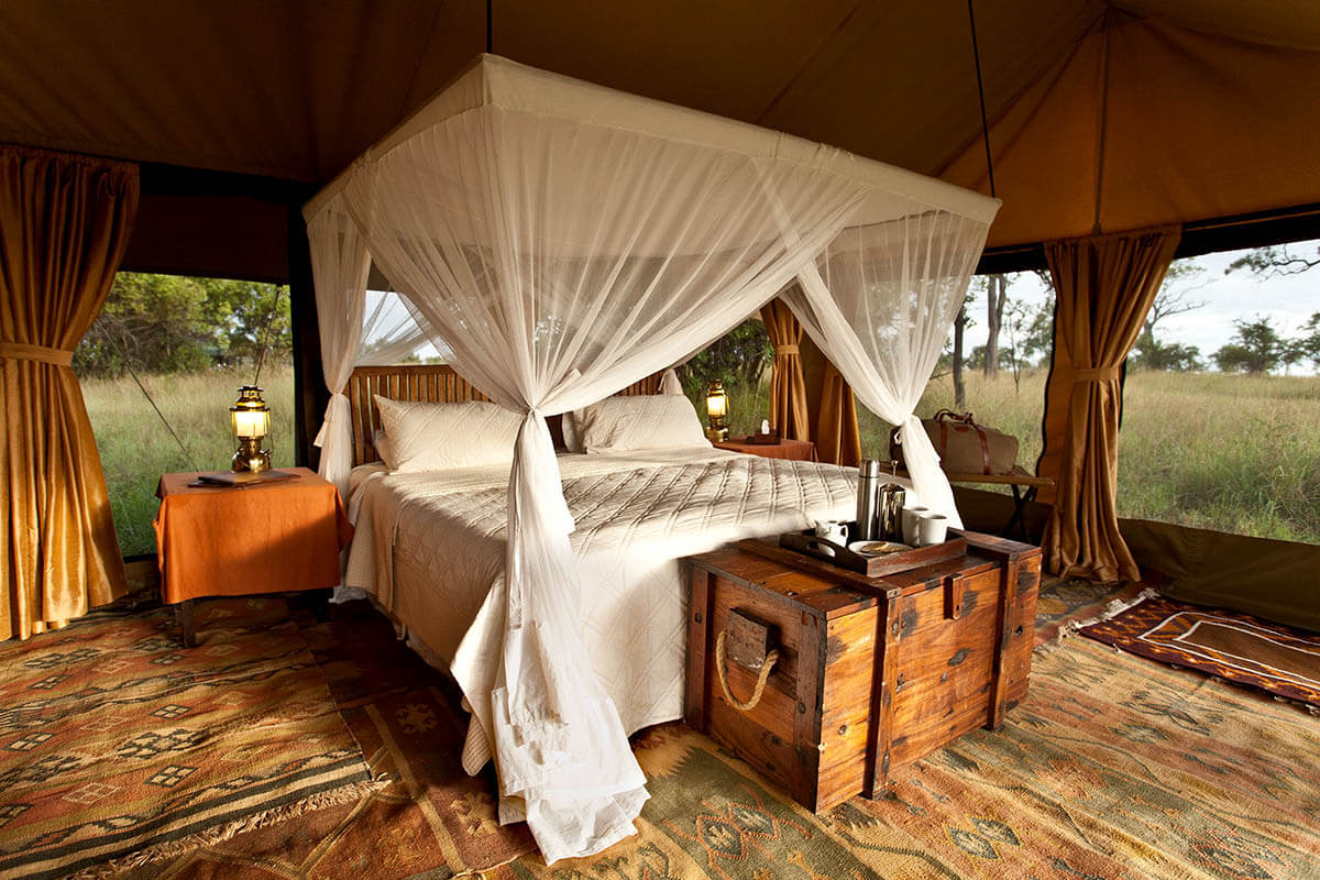 Glamping in Africa