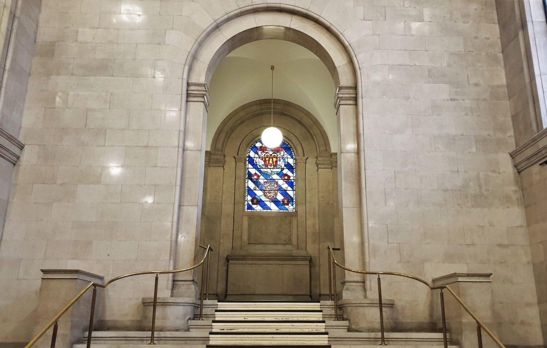 La Central Library di Manchester per me