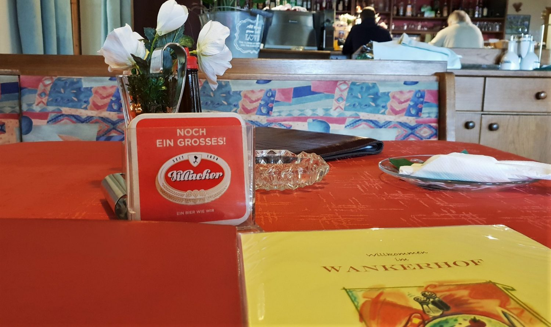 Mangiare e bere al Wankerhof