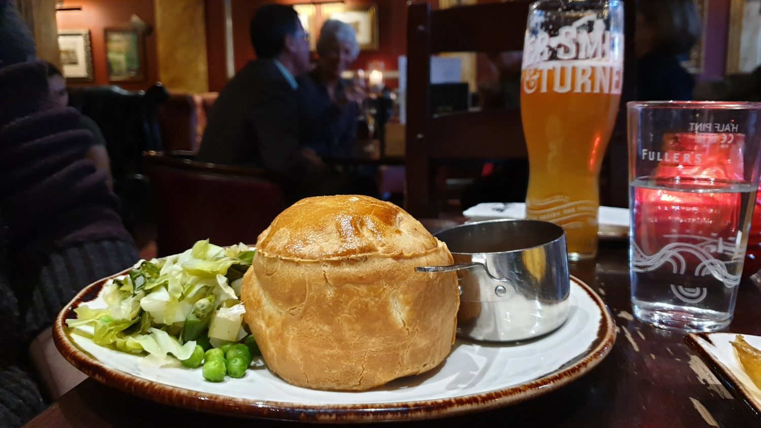 Pie Old Joint Stock Birmingham