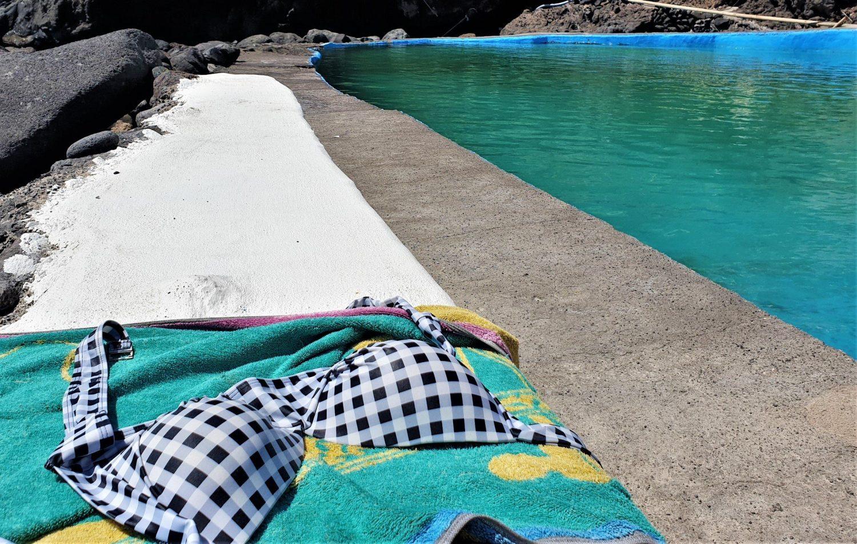 Tenerife e le piscine naturali per me
