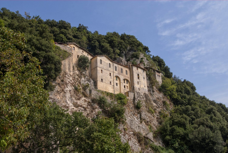 Via di Francesco - Lazio - Greccio 1 - (c) Sviluppumbria - Fabrizio Ardito