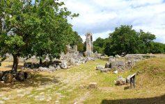 Viaggiare in Italia Visitare Carsulae in Umbria