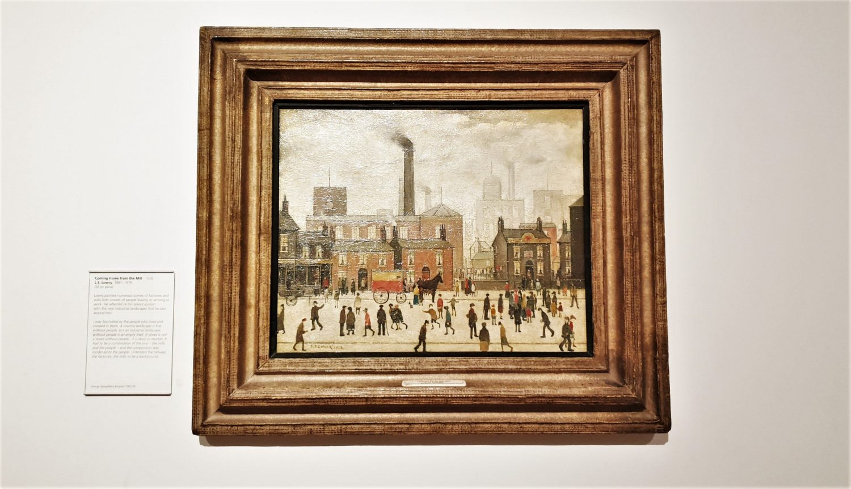 Cosa fare a Manchester Visitare la Manchester Art Gallery