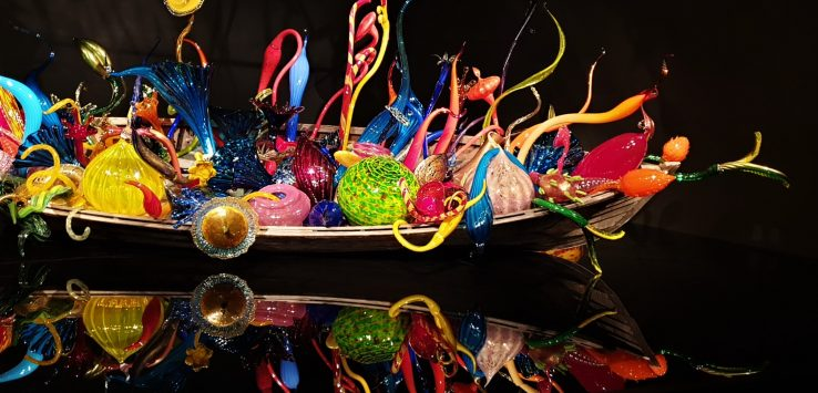 Cosa fare a Seattle Visitare il Chihuly Garden and Glass