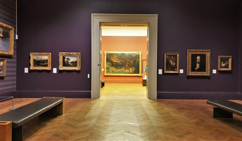 Cosa si può vedere alla Manchester Art Gallery