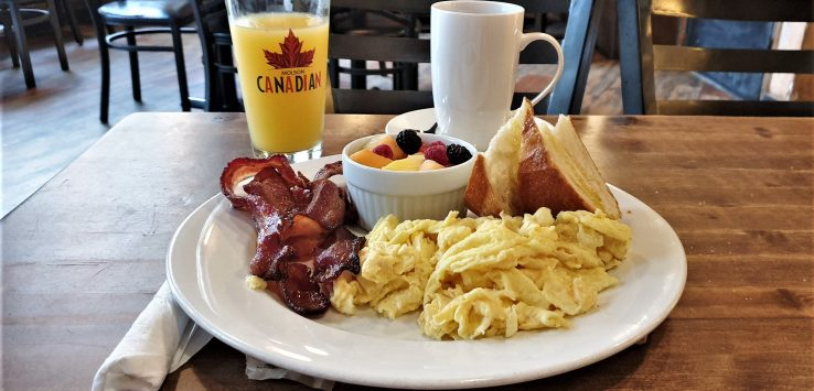 Dove fare colazione a Vancouver Brioche Urban Eatery a Gastown