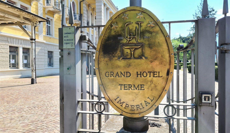Dove si trova il Grand Hotel Imperial Levico