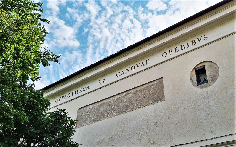 Dove si trova la Gypsotheca del Canova