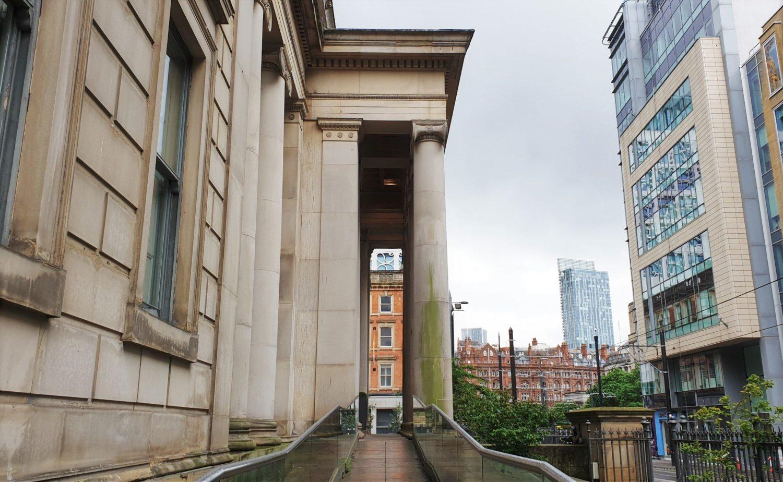 Dove si trova la Manchester Art Gallery