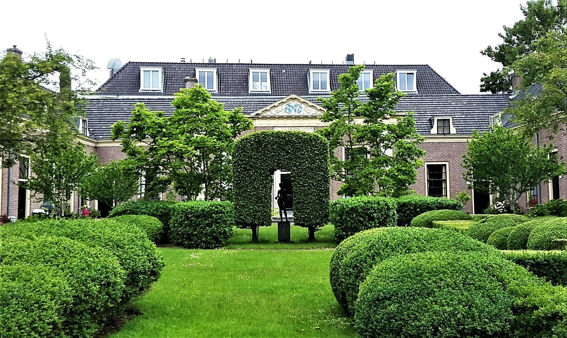 Dove trovare gli Hofjes in Olanda