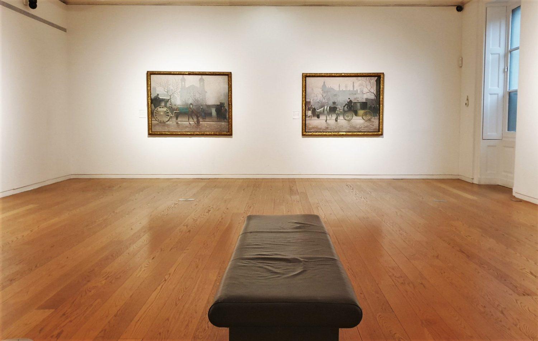 La Manchester Art Gallery per me