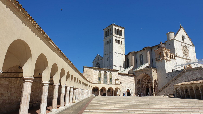 La basilica di San Francesco