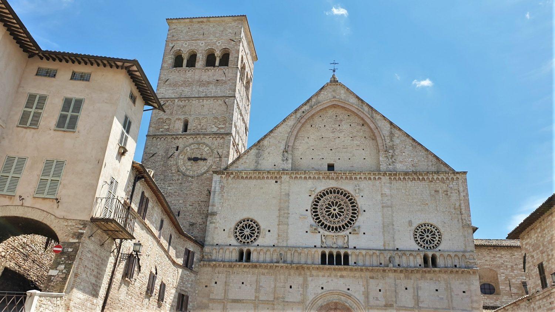 La cattedrale di San Rufino