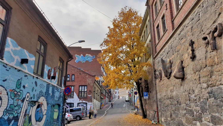 Oslo fuori stagione