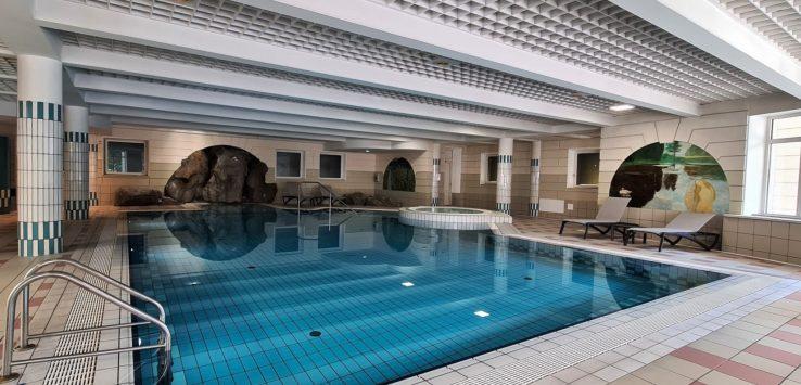 Trentino Una giornata di relax al Grand Hotel Imperial di Levico