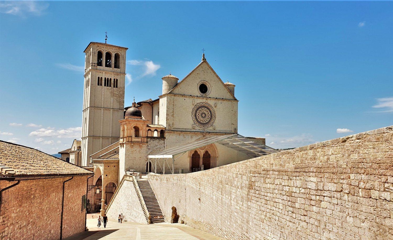 Viaggiare in Italia Visitare Assisi