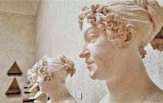Viaggiare in Italia visitare la Gypsoteca del Canova a Possagno