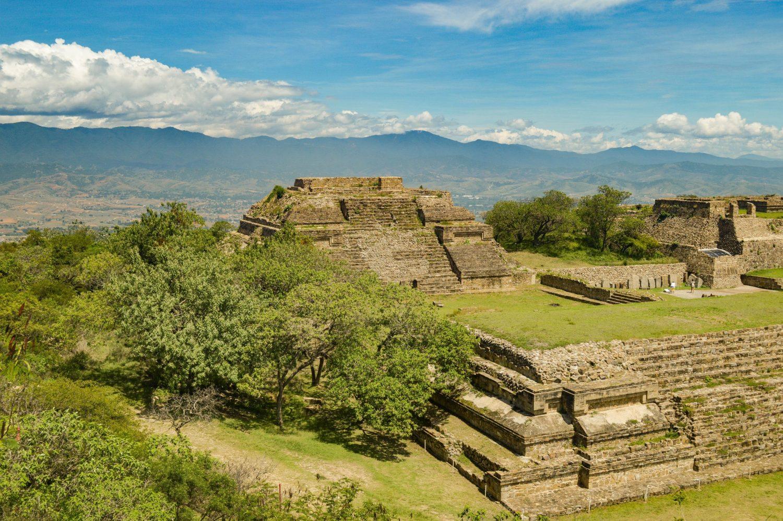 Monte Alban, Messico