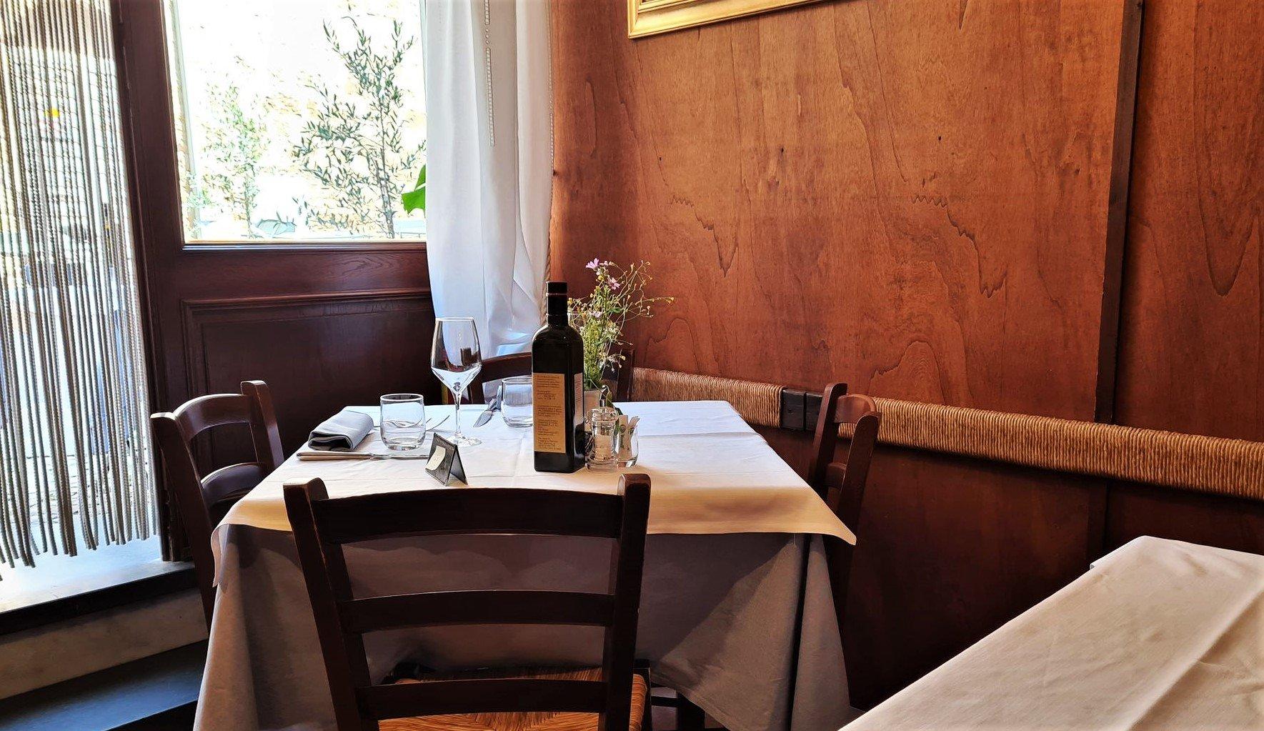 Cosa aspettarsi da un pranzo a La Palomba a Orvieto