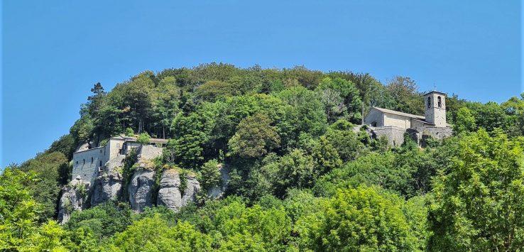 Cosa fare in Toscana Visitare La Verna vicino ad Arezzo