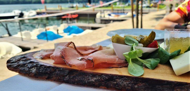 Dove mangiare sul Lago di Levico Il Ristorante La Taverna