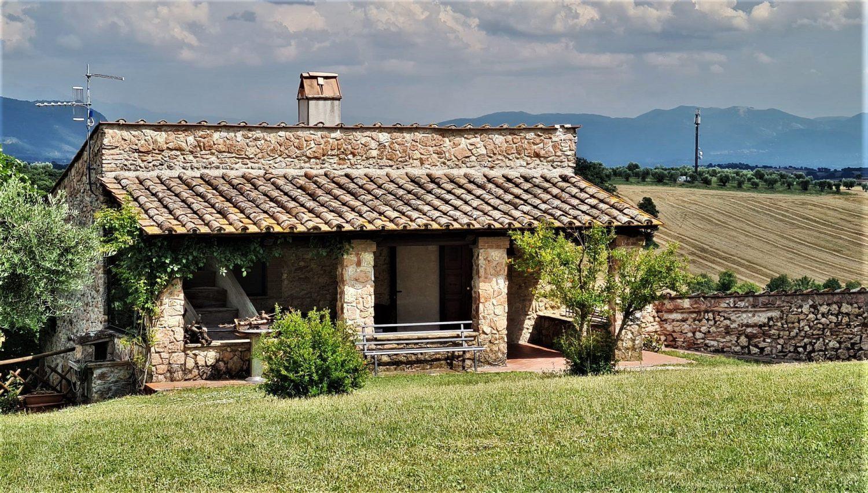 Il cottage della fortezza alta