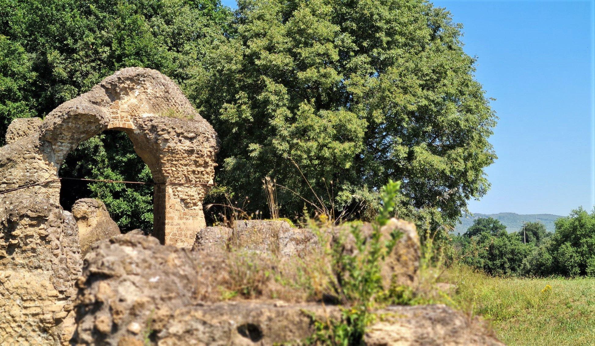 Il parco archeologico di Ocriculum per me