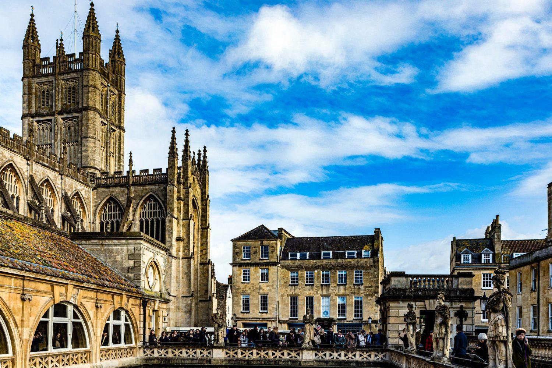 Viaggio in Inghilterra il meglio di Bath