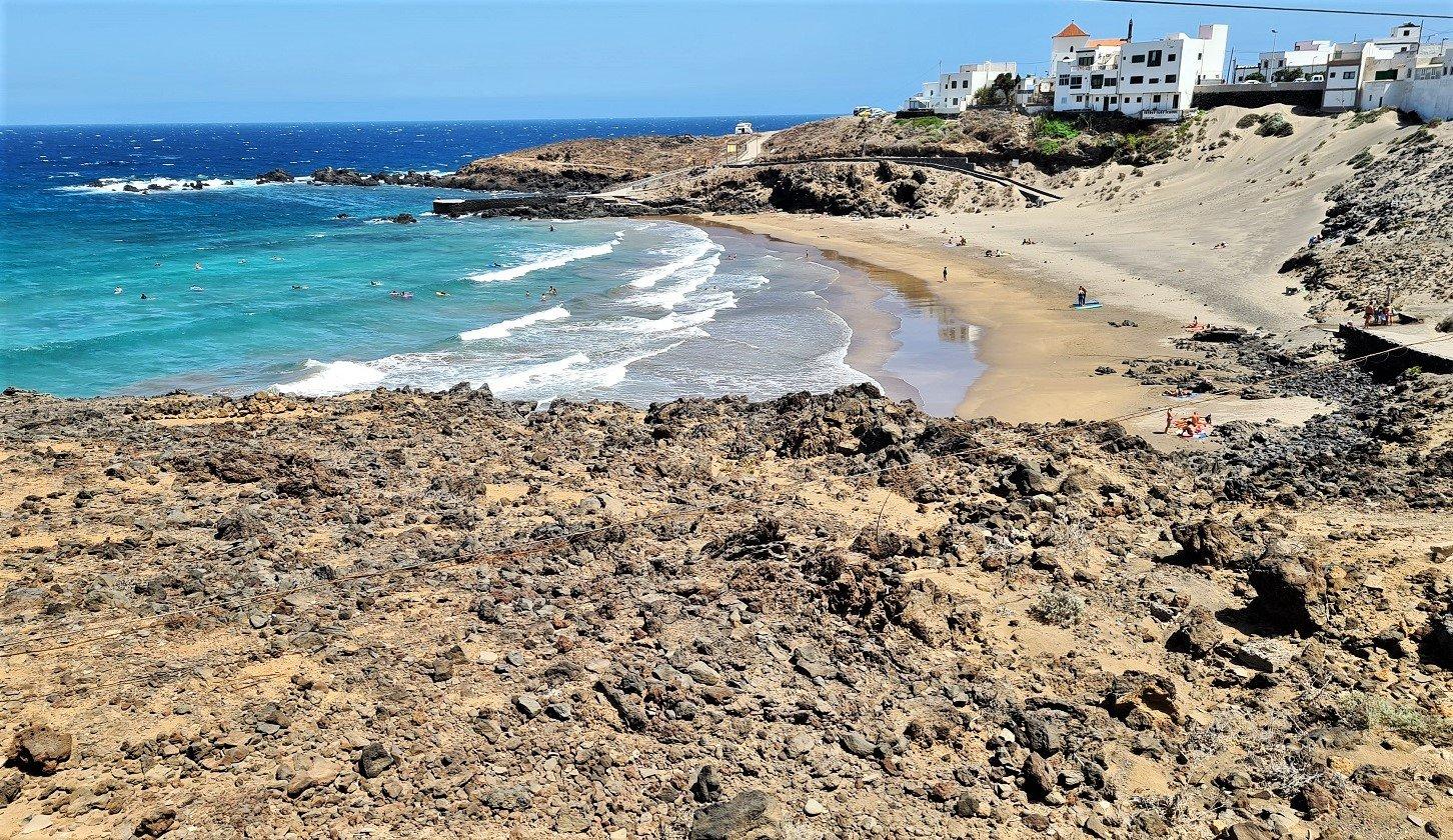 Dove andare in spiaggia a Tenerife Playa Grande Punta de Abona
