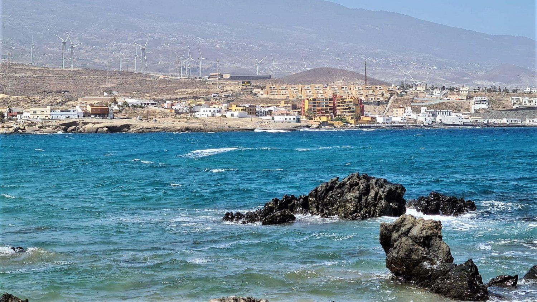 Dove si trova la Playa Grande al Poris