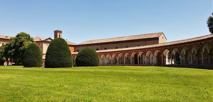 Emilia Romagna Visitare il Cimitero Monumentale della Certosa di Ferrara