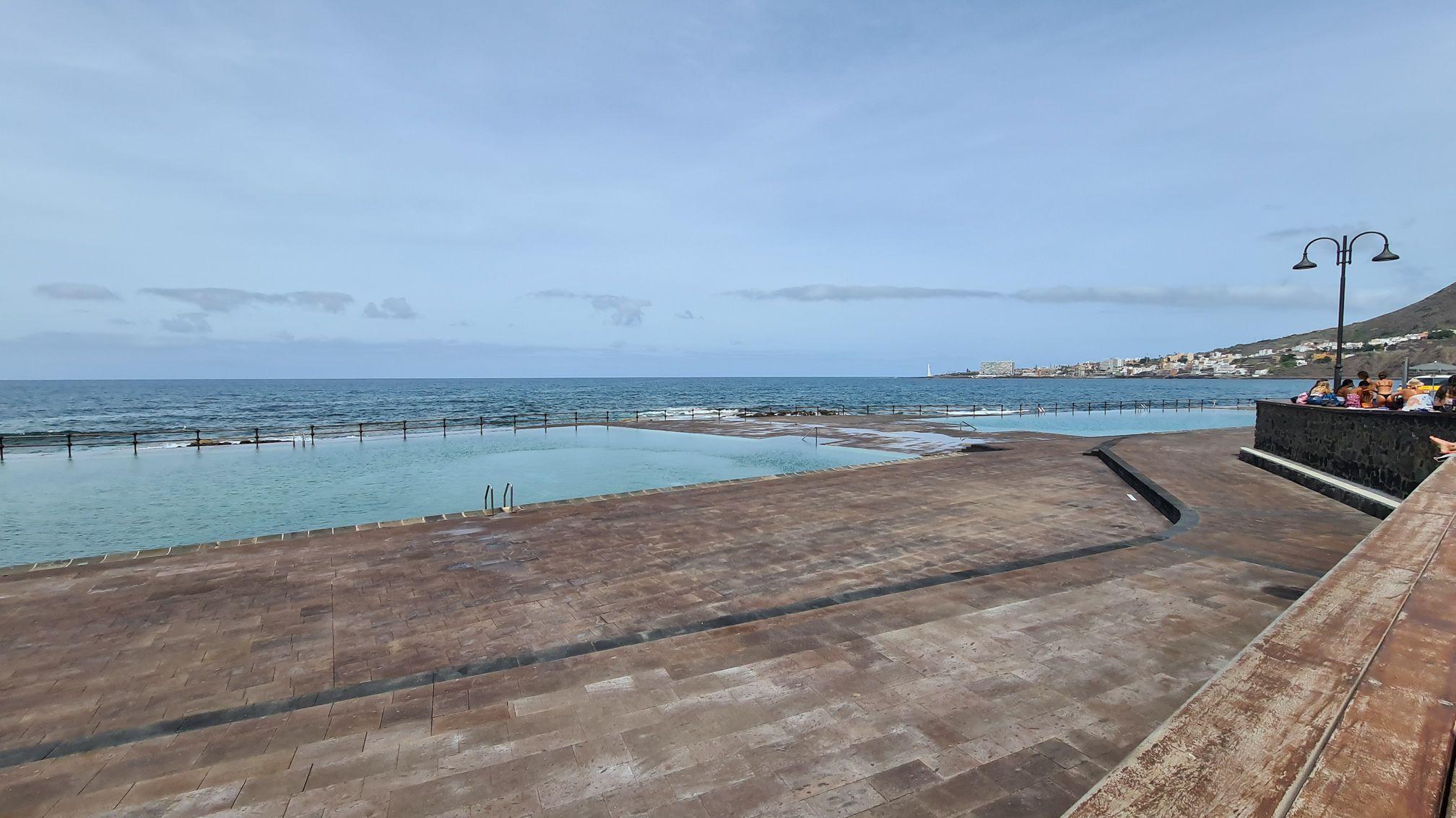 Fare il bagno a Tenerife ai tempi del Covid 19