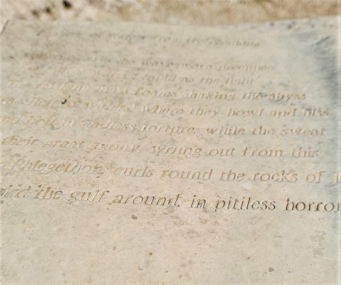 Lord Byron e la Cascata delle Marmore