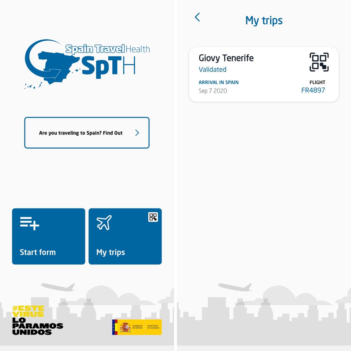 App per viaggiare in Spagna