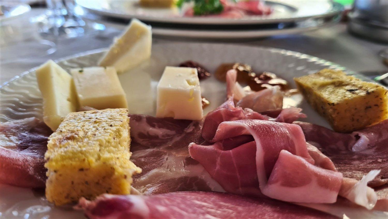 antipasto salumi e formaggi