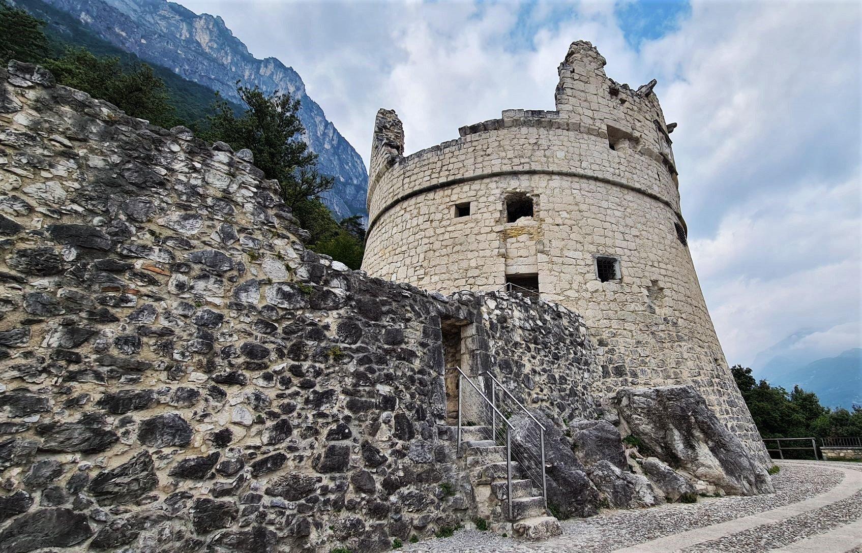 Cosa fare a Riva del Garda Ammirare il panorama dal Bastione Veneziano