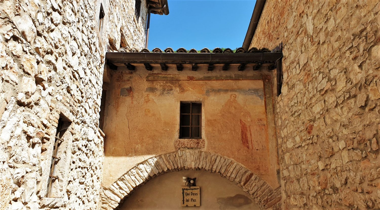 Cosa fare in Umbria Visitare l'Eremo delle Carceri ad Assisi