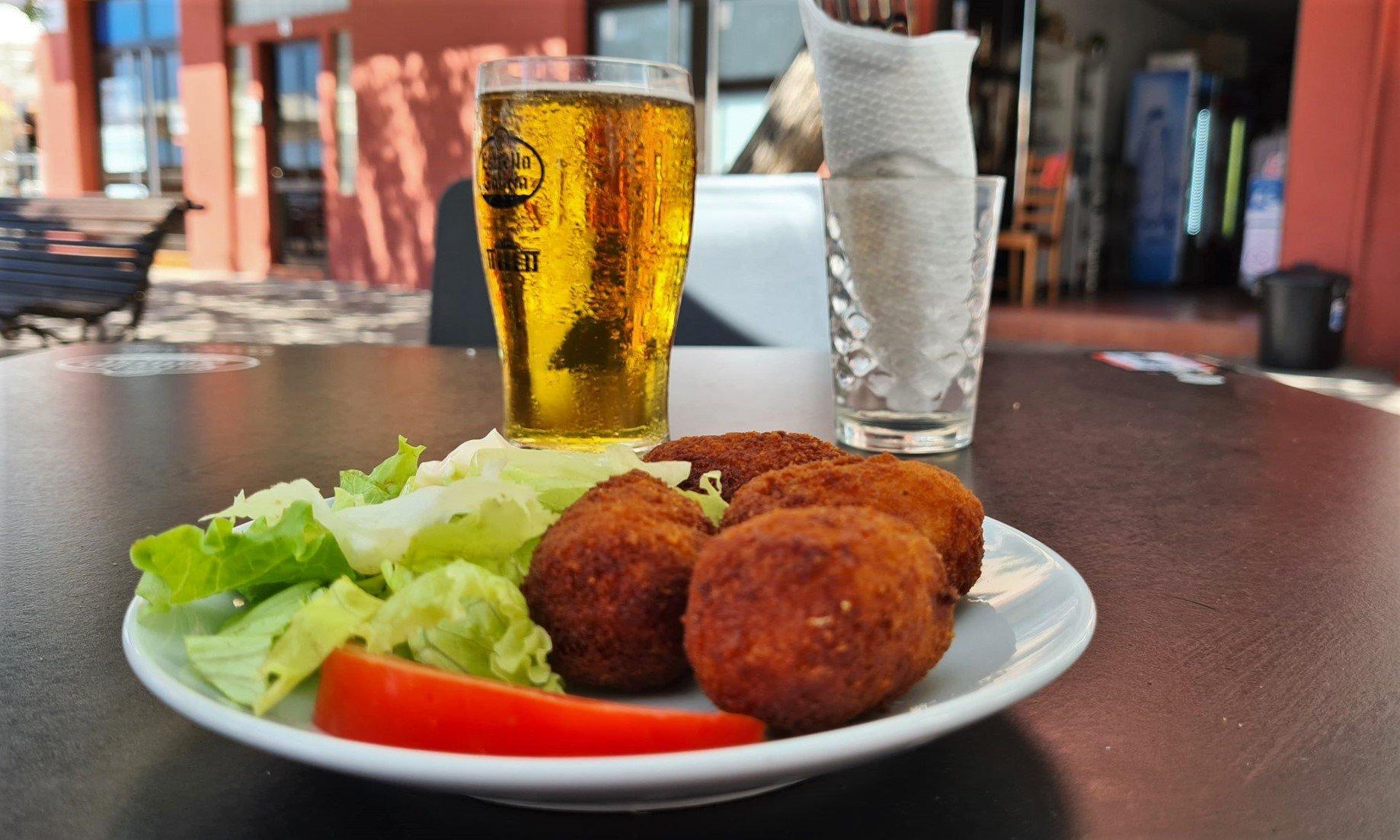 Cosa mangiare alla Taperia Puerto