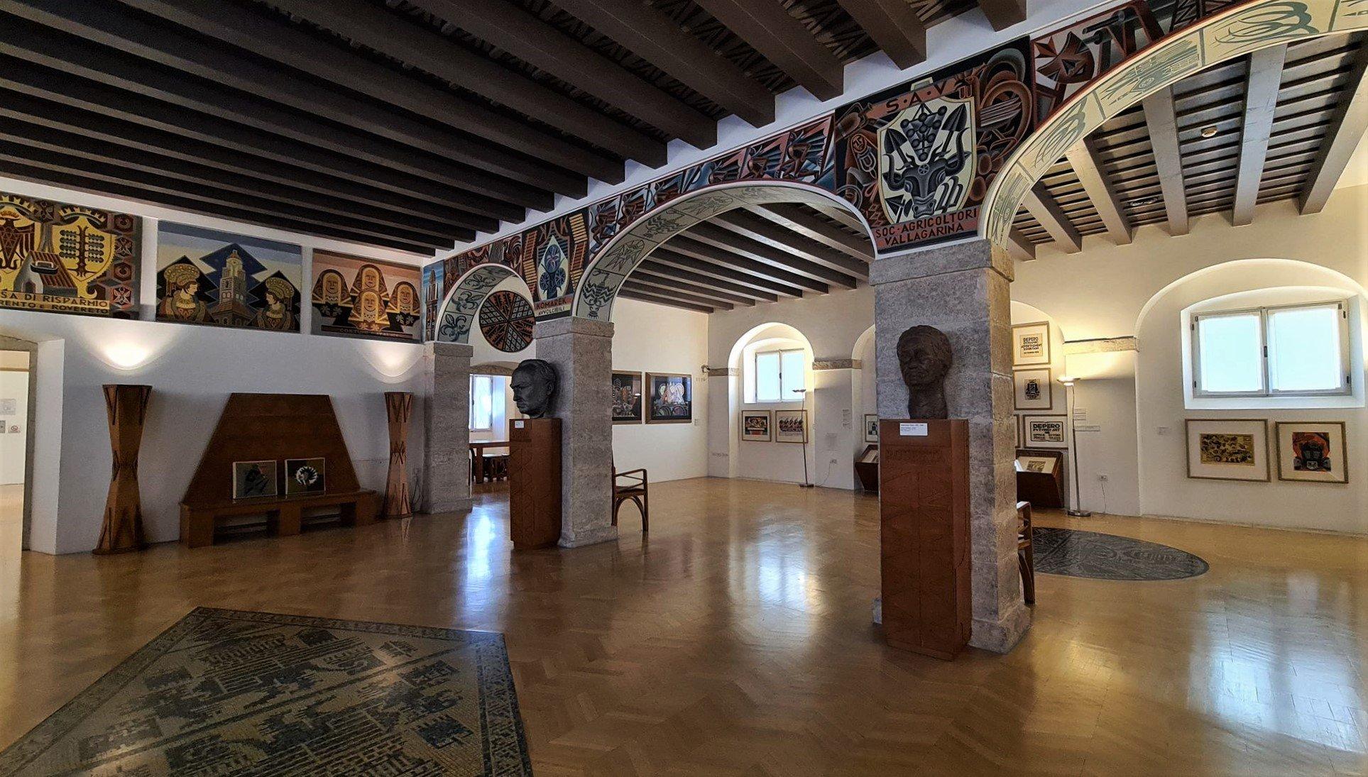 Cosa vedere al museo Depero di Rovereto